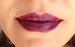 berry noir labios