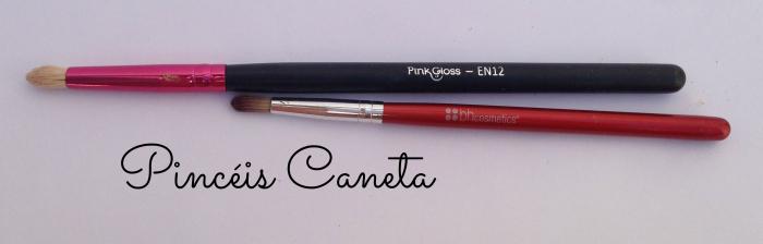 Pincéis Caneta